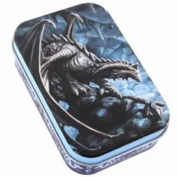 Rock Dragon Metal Tin