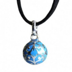 Angel Colours Bell - Sky Pendant