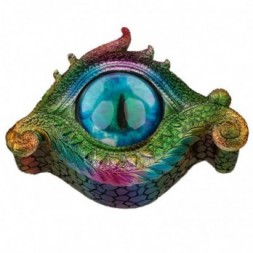 Dragon Eye Metallic Trinket Box