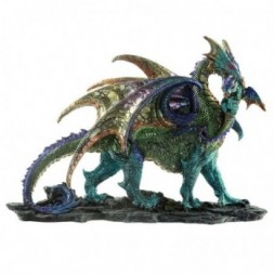 Mother Dragon Figurine