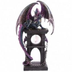 Ice Pendulum Dragon Figurine