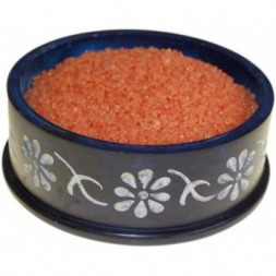 Myrrh Simmering Granules   - Orange-Brown