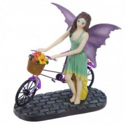 Cycle Time  Fairy Figurine