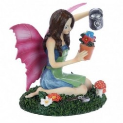 Garden Time Fairy Figurine