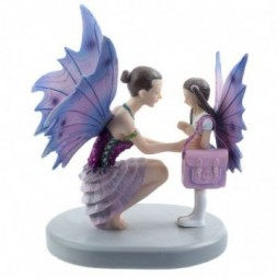 First Day of School Fairy Figure