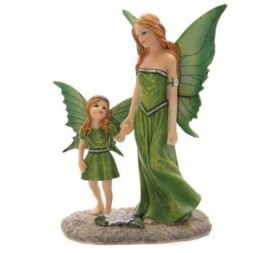 Earth Mother Avalon Fairy Figurine