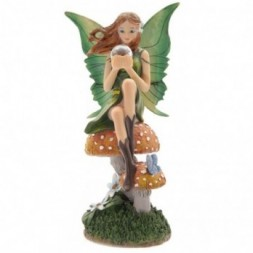 Emerald Prophecy Avalon Fairy Figurine
