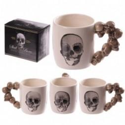 Skulls Ceramic Mug