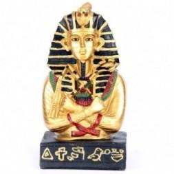 Egyptian Tutankhamen Bust Ornament