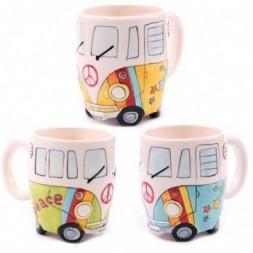 Camper Van  Ceramic Mug