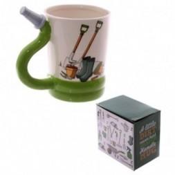 Garden Hose Handle Ceramic Mug