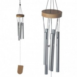 Metal Garden Wind Chime 37cm