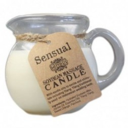 Soybean Massage Candle - Sensual