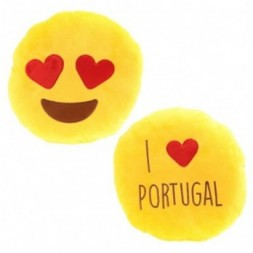 I Heart Portugal Emotive Cushion
