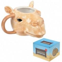 Camel Head  Ceramic Mug