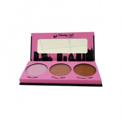 W7 Glowing Out! Highlighter Kit