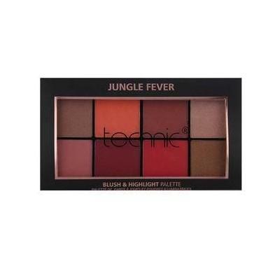 Technic Blush & Highlight Palette - Jungle Fever