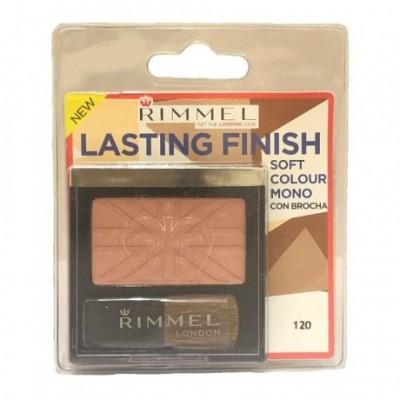 Rimmel Lasting Finish Soft Colour Blusher - 120