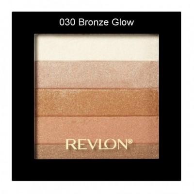 Revlon Highlighting Palette - 03 BRONZE GLOW