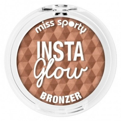Miss Sporty Insta Glow Bronzer - 002 SUNNY BRUNETTE