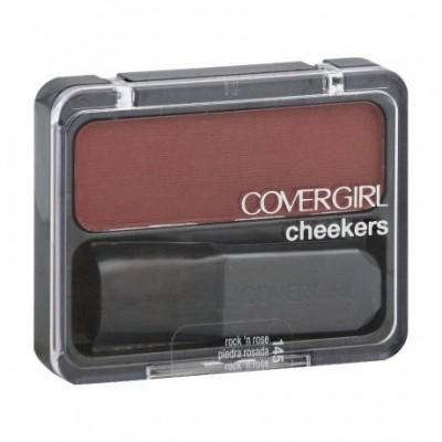 Covergirl Cheekers Blusher - 145 ROCK N ROSE