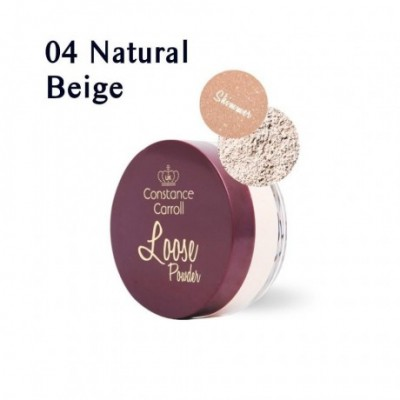 CCUK Loose Powder - Shimmer Natural Beige