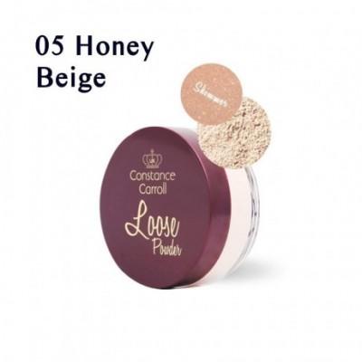 CCUK Loose Powder - Shimmer Honey Beige