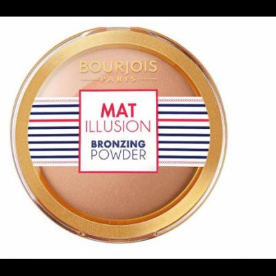 Bourjois Mat Illusion Bronzing Powder - 21 FAIR