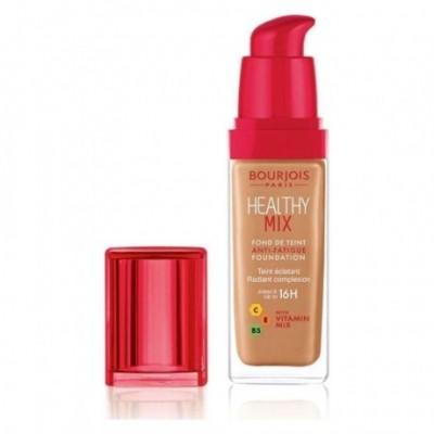 Bourjois Healthy Mix Anti-Fatigue Foundation - Caramel