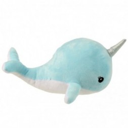 Kawaii Narwhal Cushion