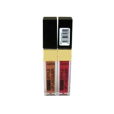 Astor Matte Style Lip Lacquer- Astor Styles