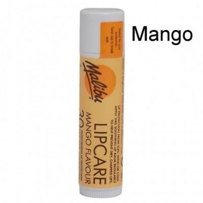 Malibu Lipcare SPF30 Moisturising Lip Protection - Mango