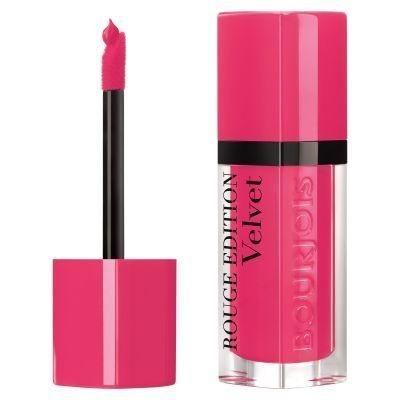 Bourjois Rouge Edition Velvet Lipstick  - Bellea Morouse