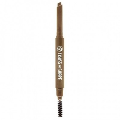 W7 Twist and Shape Brow Pencil - BLONDE