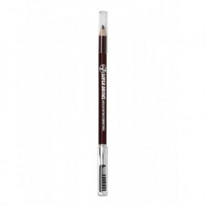 W7 Super Brows Eyebrow Pencil - DARK BROWN