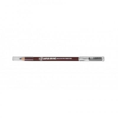 W7 Super Brows Eyebrow Pencil - BROWN