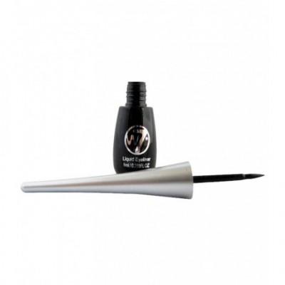 W7 Liquid Eyeliner Blackest Black