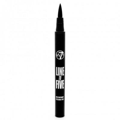 W7 Line to Five Waterpoof Eyeliner Pen