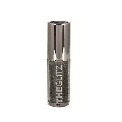 Technic The Glitz Liquid Glitter Eyeshadow - BLACK