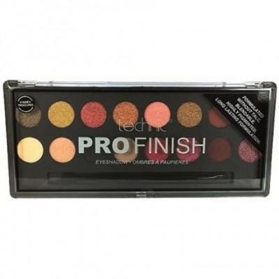 Technic Pro Finish Eyeshadow - HIDDEN TREASURES