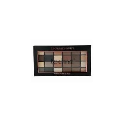 Technic 24 Eyeshadows Palette - BROWNIE POINTS
