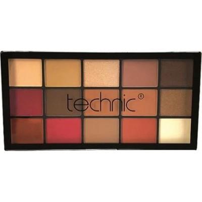 Technic 15 Eyeshadows Palette - URBAN JUNGLE