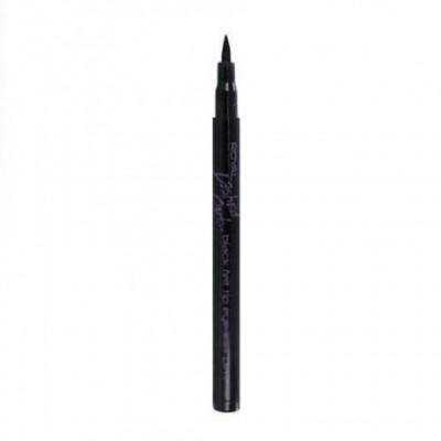Royal Lashed Out Black Felt Tip Eye Liner Pen - BLACK