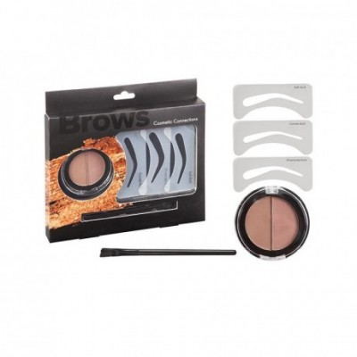 Royal Brows Cosmetic Connections Set