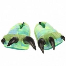 Dinosaur Pair of Unisex Slippers