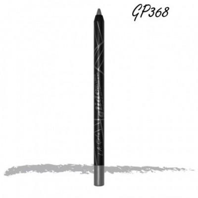 L. A. Girl Glide Gel Pencil Eyeliner - Silver Streak