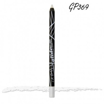 L. A. Girl Glide Gel Pencil Eyeliner - Whiten