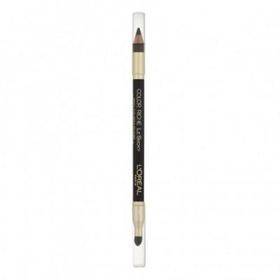 L'Oreal Color Riche Le Smoky Pencil Eyeliner & Smudger -...