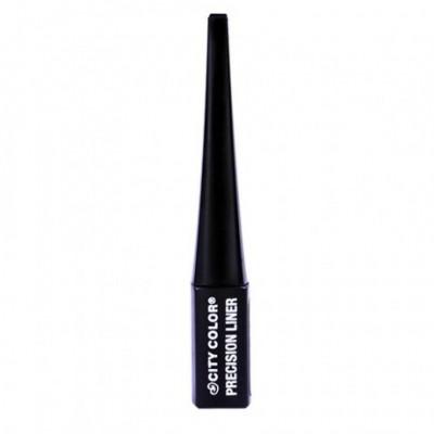 City Color Precision Eyeliner - BLACK