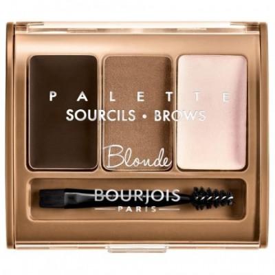 Bourjois Brow Contouring Palette - BLONDE